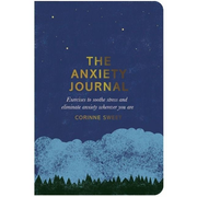 ISBN The Anxiety Journal book English Paperback 224 pages