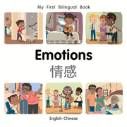 My First Bilingual Book-Emotions (English-Chinese)