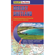 Philip's Orkney and Shetland: Leisure and Tourist Map 2020