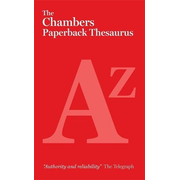 The Chambers Paperback Thesaurus
