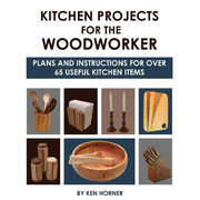 Horner, K: Kitchen Projects for the Woodworker: Plans and In