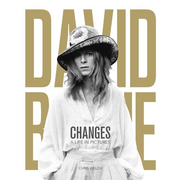 ISBN David Bowie - Changes book Hardcover 160 pages