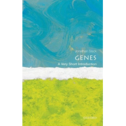ISBN Genes: A Very Short Introduction English