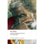 ISBN The Bible: Authorized King James Version English