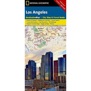 Los Angeles - National Geographic Destination Map