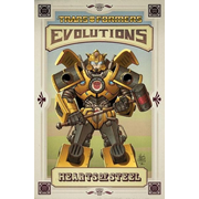 Transformers: Evolutions - Hearts of Steel