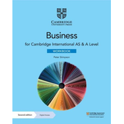 Cambridge International as & a Level Business Workbook with Digital Access (2 Years) [With eBook]