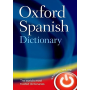 ISBN Oxford Spanish Dictionary book