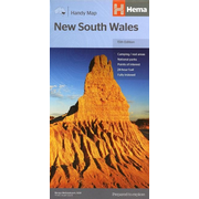 New South Wales Handy State Map 1 : 1 400 000