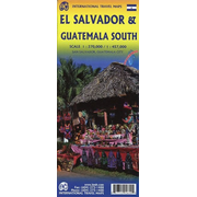 El Salvador 1 : 270 000 / South Guatemala