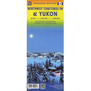 Yukon 1 : 1 400 000 / North West Territories 1 : 1 500 000