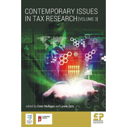 Contemporary Issues in Tax Research 3