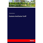 Customs And Excise Tariff