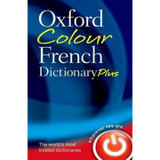 ISBN Oxford Colour French Dictionary Plus book 640 pages