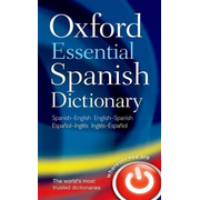 ISBN Oxford Essential Spanish Dictionary book 496 pages