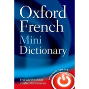 ISBN Oxford French Mini Dictionary book 656 pages