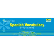 SPANISH VOCABULARY SPARKNOTES