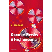 ISBN Quantum Physics: A First Encounter ( Interference Entanglement and Reality ) book English Hardcover 144 pages