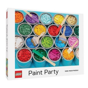 Lego Paint Party Puzzle