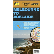 Melbourne to Adelaide  1 : 1 400 000