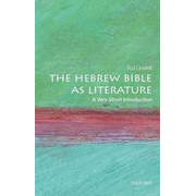 ISBN The Hebrew Bible as Literature: A Very Short Introduction 128 pages English