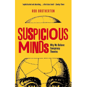 ISBN Suspicious Minds (Why We Believe Conspiracy Theories)