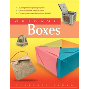 Origami Boxes: This Easy Origami Book Contains 25 Fun Projects and Origami How-To Instructions: Great for Both Kids and Adults!