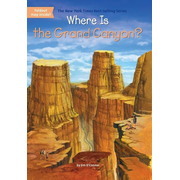 ISBN Where Is the Grand Canyon?