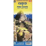 Cuzco & Peru South 1 : 110 000 / 1 : 1 500 000