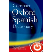 ISBN Compact Oxford Spanish Dictionary book 1088 pages