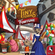 Pegasus Spiele Tiny Towns: Fortune Adults & Children Educational game