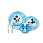 Mickey Mouse 5tlg. Mikrowellenset