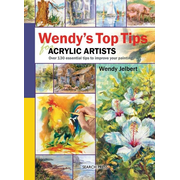 ISBN Wendy's Top Tips for Acrylic Artists