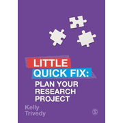 Plan Your Research Project