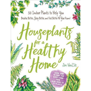ISBN Houseplants for a Healthy Home