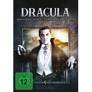 Dracula: Monster Classics-Complete Collection