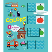 Babin, S: Matching Game Book: Colors