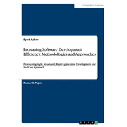 Increasing Software Development Efficiency. Methodologies and Approaches