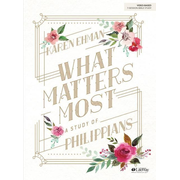 Ehman, K: What Matters Most Bible Study Book