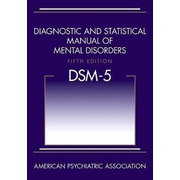 ISBN Diagnostic and Statistical Manual of Mental Disorders 5th ed. (DSM-5) book