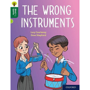 Oxford Reading Tree Word Sparks: Level 12: The  Wrong Instruments