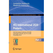 HCI International 2020 - Posters