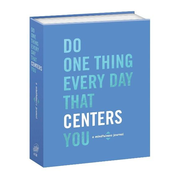ISBN Do One Thing Every Day That Centers You