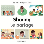 My First Bilingual Book-Sharing (English-French)