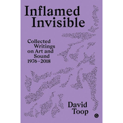 Inflamed Invisible: Collected Writings on Art and Sound, 1976-2018