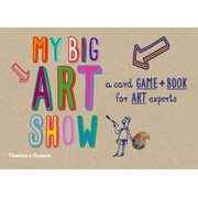 My Big Art Show [With 54 Playing Cards]