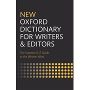 ISBN New Oxford Dictionary for Writers and Editors book 448 pages