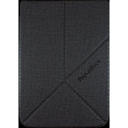 PocketBook Cover Origami für Touch Lux 4, Touch Lux 5, Touch HD 3, Color / Basic Lux 2, Basic 4, dark grey