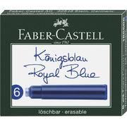 Faber-Castell 185506 pen refill Blue 6 pc(s)