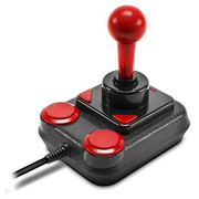 SPEEDLINK Competition Pro Extra Black, Red USB 1.1 Joystick Analogue Android, PC